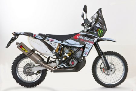 Speebrain 450 Rally Production Racer 2013-2