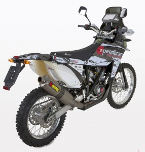 Speebrain 450 Rally Production Racer 2013-4