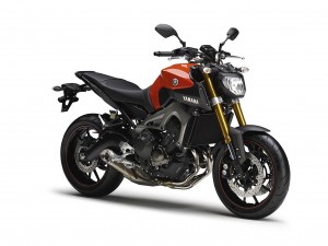 Yamaha MT-09 Dreizylinder 2014-1