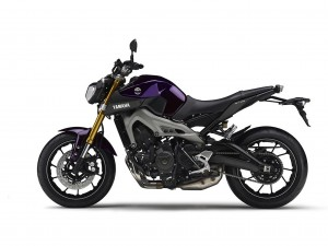 Yamaha MT-09 Dreizylinder 2014-4
