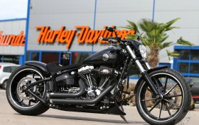 Harley-Davidson Softail Breakout Thunderbike (6)