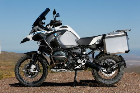 BMW R 1200 GS Adventure 2014 Outdoor Detail (12)