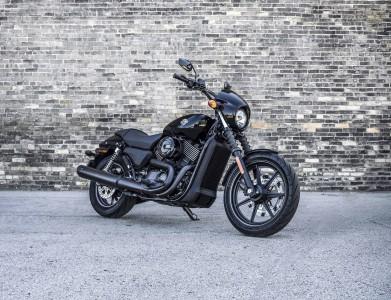 Harley-Davidson Street 2014-1