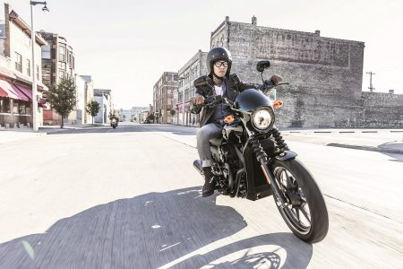 Harley-Davidson Street 2014-2
