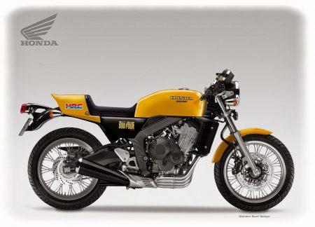 Honda CB 650 Four SS Kit HRC Vallelunga Oberdan Bezzi