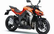 Kawasaki Z1000 2014-15