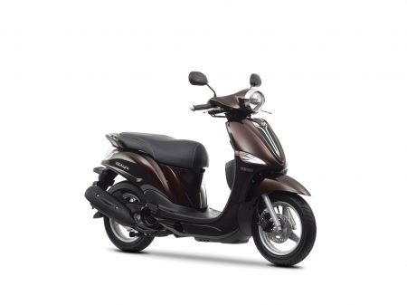 Yamaha Delight 125 2014