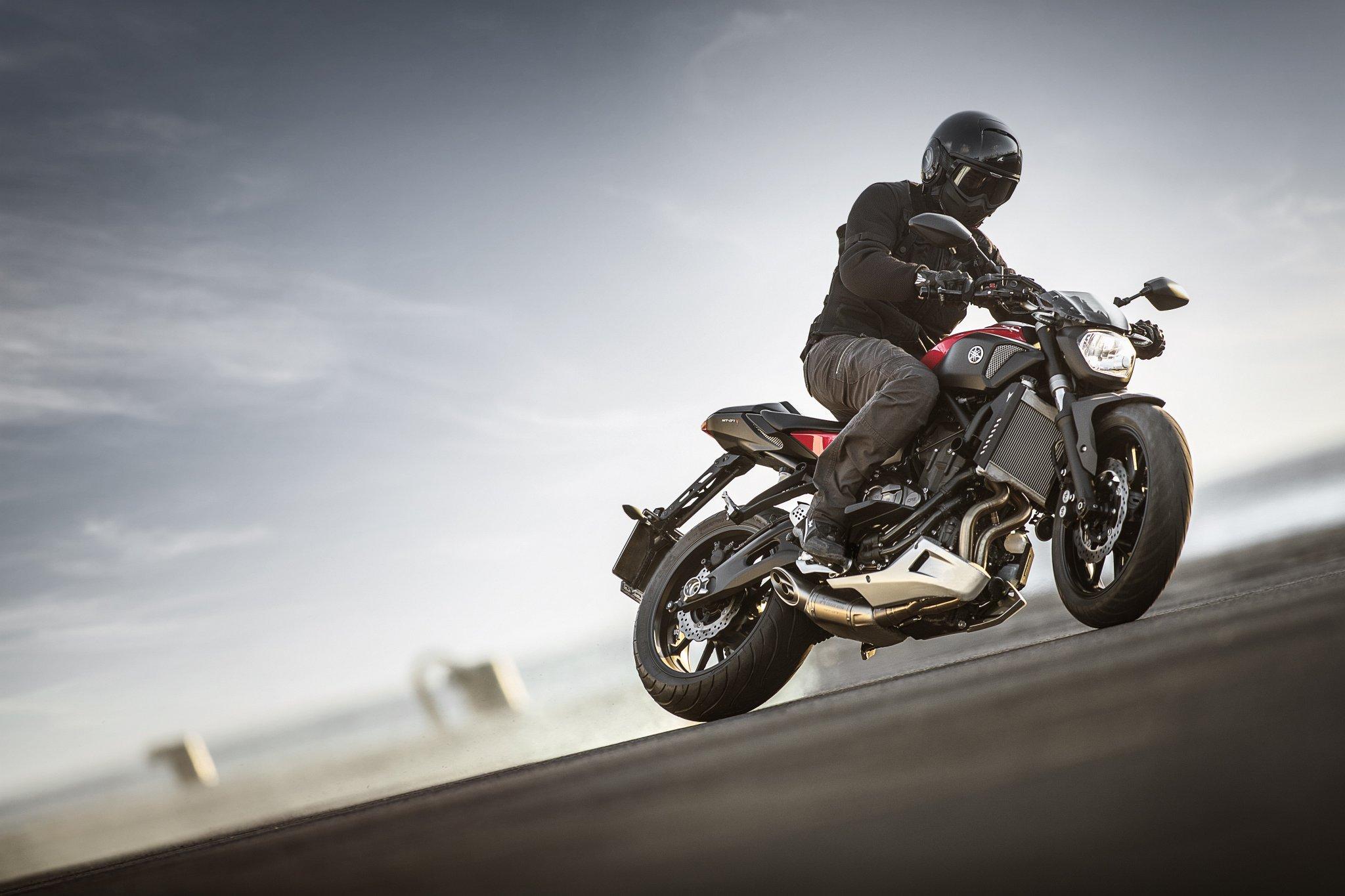 Tolle Optik, neuer Motor und easy Handling – Yamaha MT-07
