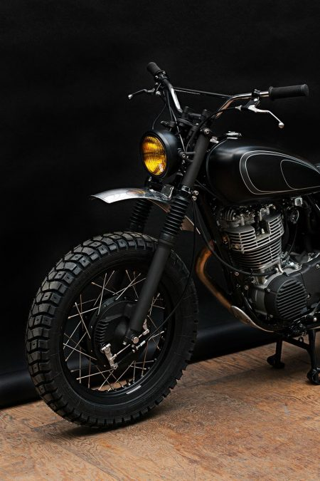 Yamaha SR 400 Gibbonslap by Wrenchmonkees (4)