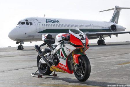 Galerie Aprilia Alitalia Racing Team