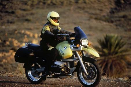 Galerie 30 Jahre BMW GS