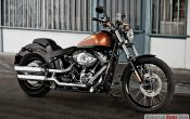 Galerie Harley-Davidson Blackline 2011