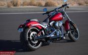 Galerie Harley-Davidson Softail Breakout