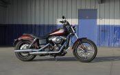 Harley-Davidson Dyna Street Bob Special Edition 2014