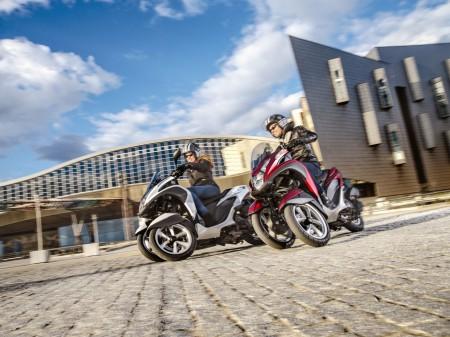 Yamaha Tricity 125 2014 (1)