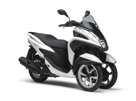 Yamaha Tricity 125 2014 (10)