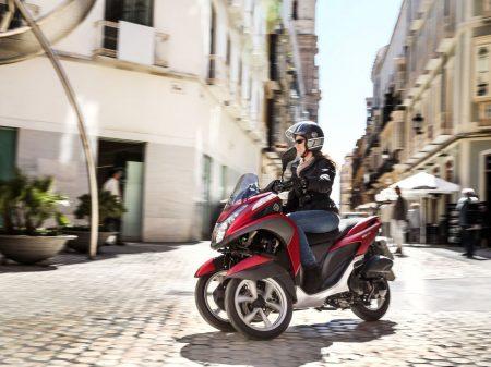 Yamaha Tricity 125 2014 (2)