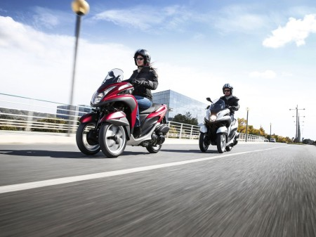 Yamaha Tricity 125 2014 (3)