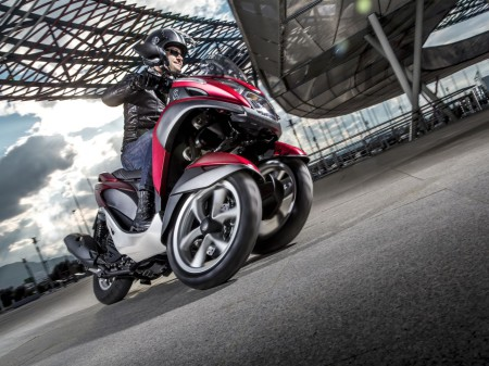 Yamaha Tricity 125 2014 (4)