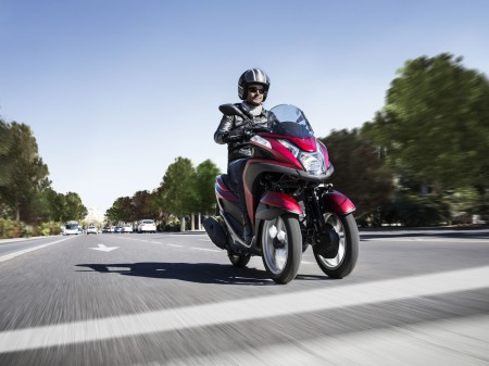 Yamaha Tricity 125 2014 (5)