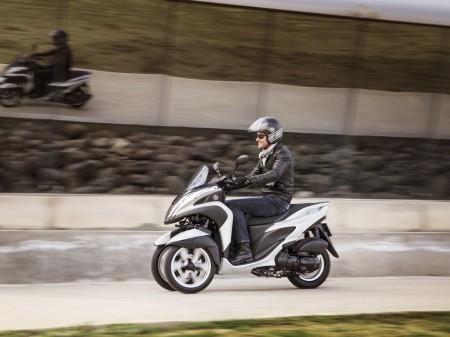 Yamaha Tricity 125 2014 (6)