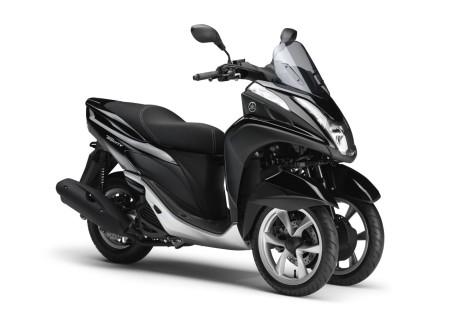 Yamaha Tricity 125 2014 (7)