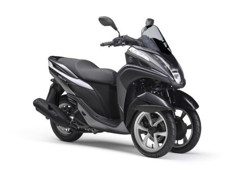 Yamaha Tricity 125 2014 (8)