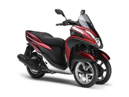 Yamaha Tricity 125 2014 (9)