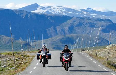Norwegens wilder Westen: Über die Valdres Flya   Hochebene © Feelgood Reisen - Ralf Schröder