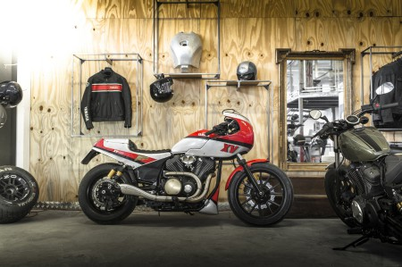 Yamaha Yard Built XV950 Pure Sports 2014 (11)
