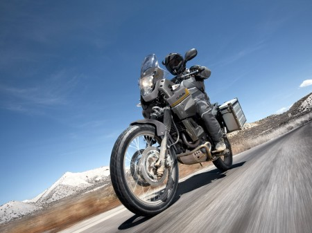 Yamaha XTZ660 2014-2