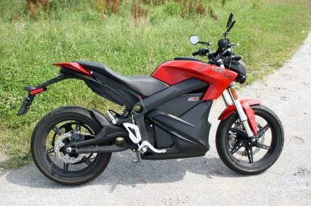 Zero SR E-Bike 2014-2015-4