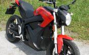 Zero SR E-Bike 2014-2015-5