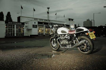 Triumph Thruxton Ace Special Edition 2014-1