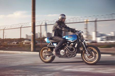 Yamaha XJR1300 Rhapsody in Blue Konzept 2014 (1)