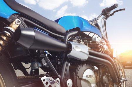 Yamaha XJR1300 Rhapsody in Blue Konzept 2014 (5)