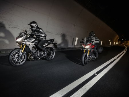 Yamaha MT-09 Tracer 2015 (2)