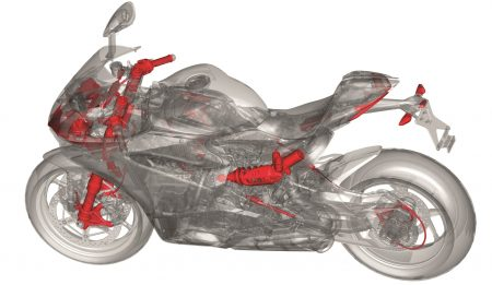 Ducati 1299 Panigale 2015-2