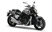 Yamaha VMAX Matt-Grey 2015 (2)