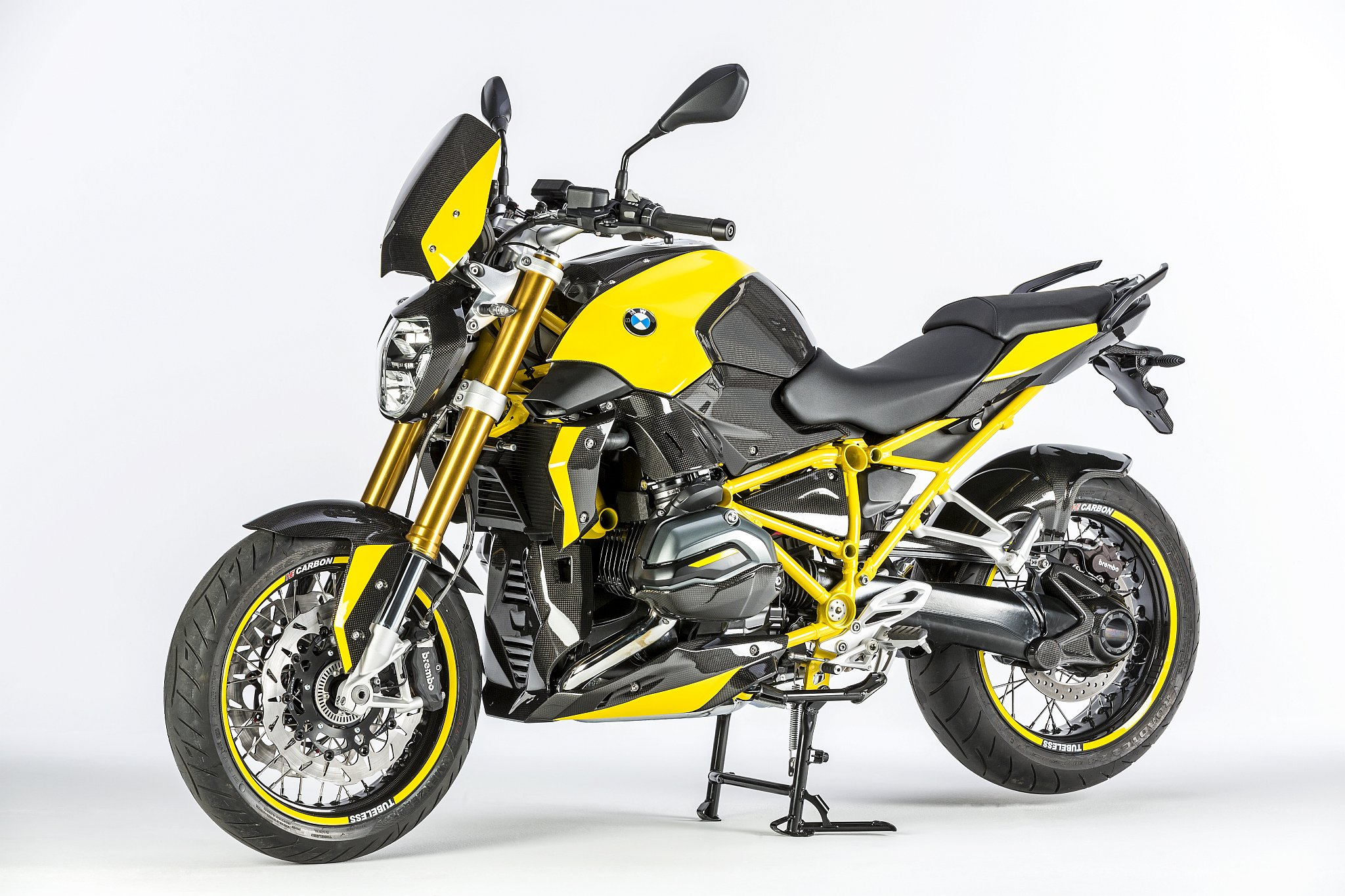 Ilmberger-BMW-R-1200-R-LC-2015 Extraordinary Bmw R 1200 R Street Fighter Cars Trend