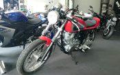 Yamaha SR400 55 Ride In 2015 (10)