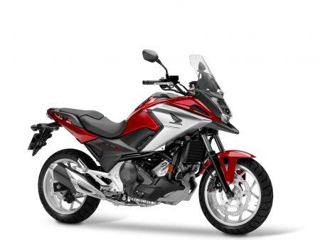 Hübsch ist Sie geworden, die 2016er Honda NC750X.