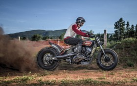 Indian Scout Black Hills Beast Custombike 2015 (1)