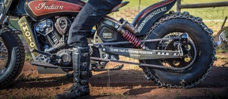 Indian Scout Black Hills Beast Custombike 2015 (10)