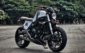 Kawasaki ER-6n The Cics by Studiomotor 2015-2