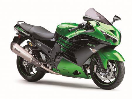 Topmodell: Kawasaki ZZR1400 Performance Sport