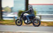 Yamaha XSR700 Umbau