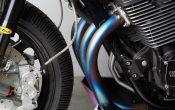 Yamaha Yard Built XJR1300 Big Bad Wolf - Details (27)