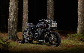 Yamaha Yard Built XJR1300 Big Bad Wolf - Static (4)