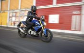 BMW G 310 R 2016 - Action (48)